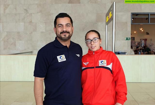 Una jugadora y el Entrenador del Valle Áridane Fútbol Sala son convocados con la seleccion Canaria Sub 19 de Fútbol Sala