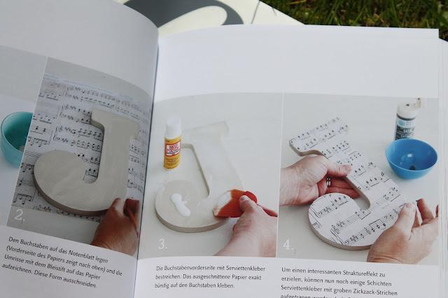 Buchstabe Noten Das Deko ABC Buchtipp LV Buch Verlag Jules kleines Freudenhaus inkl Verlosung