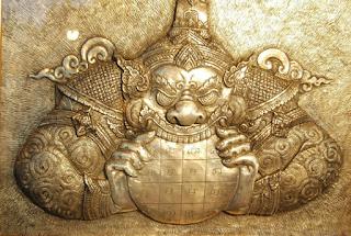泰國拉胡廟-拜拉胡-高雄拉胡
