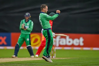 Ireland vs Zimbabwe 3rd ODI 2021 Highlights