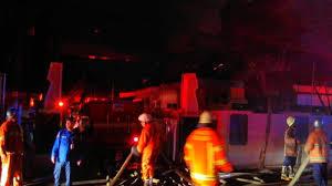 Siangnya Bubarkan Pengajian, Malamnya Komplek Rumah Dinas POLDA Jabar Kebakaran
