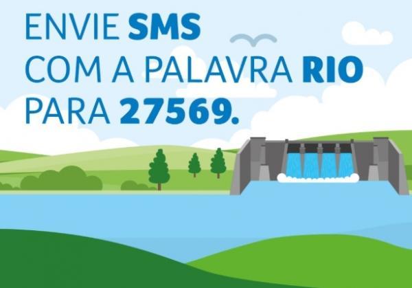 Chesf vai informar ribeirinhos sobre vazão da barragem de Xingó por SMS