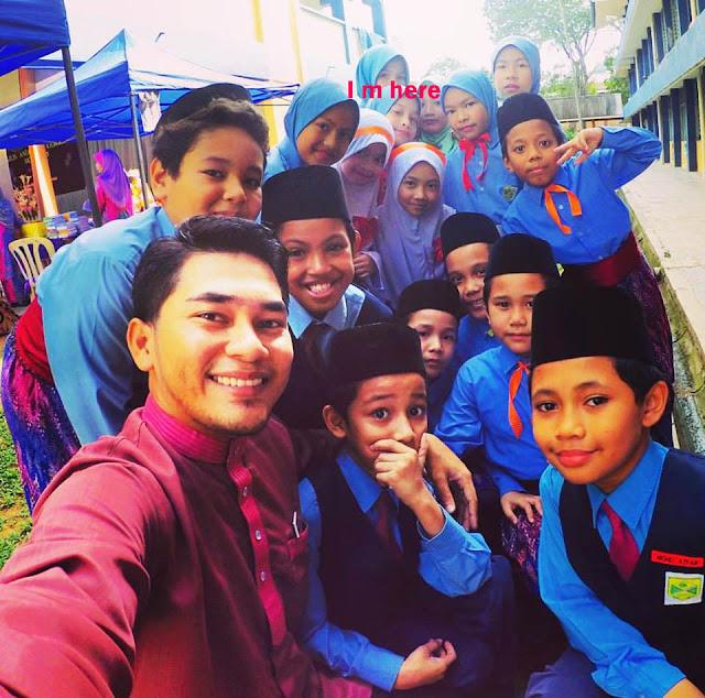 Persembahan Aca dan rakan2 di Anugerah Cemerlang 2015