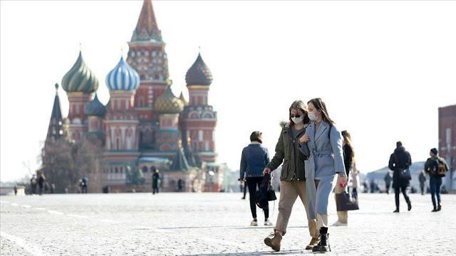 الكورونا روسيا