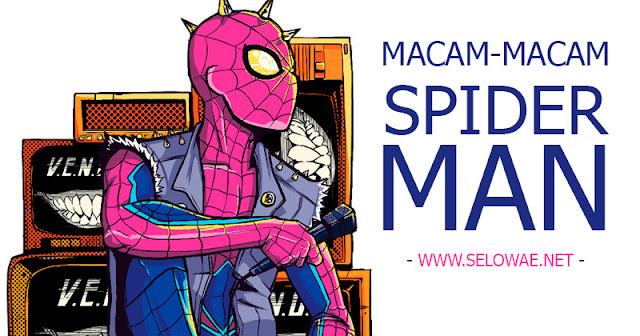 semua Jenis Spider-Man dalam Marvel Multiverse
