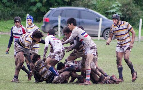 Se jugó la 7° fecha del Anual Juvenil de la Unión de Rugby de Tucumán