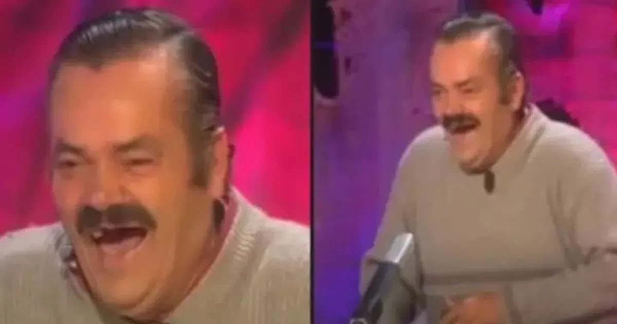 Juan Joya Borja, The Man Behind' Spanish Laughing Guy' Meme, Dies Aged 65
