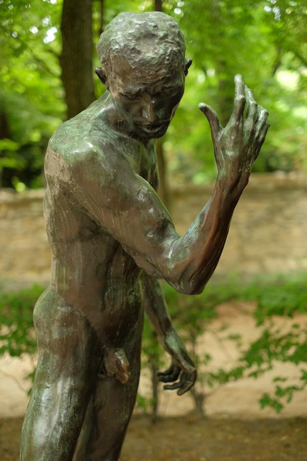 Sculpture detail, Musée Rodin, Paris. Photos by Kent Johnson for Street Fashion Sydney.
