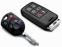 car key fob with remote starter