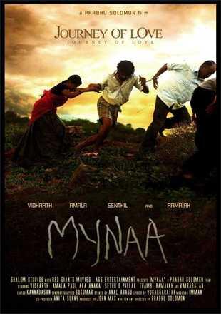 Mynaa 2010 Hindi Dubbed Movie Download HDRip 720p