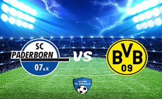 مشاهدة مباراة بوروسيا دورتموند وبادربورن بث مباشر اليوم 2-2-2021 في كأس ألمانيا.