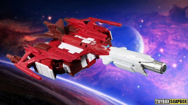 unite warriors scattershot transformers g1