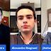 Live com Jovem jornalista e analista político Alexandre Magnani