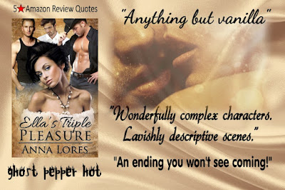 Erotic Romance: More Than Just Sex by Anna Lores