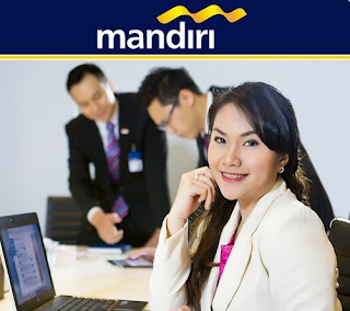 Lowongan Kerja Officer Development Program – General Bank Mandiri