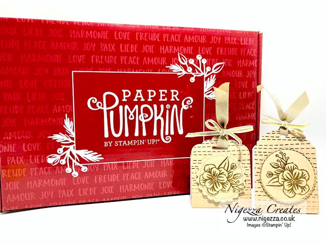 3D Paper Trimmer November Blog Hop: Christmas Comes Fast