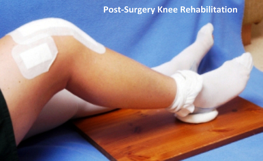 Knee Rehabilitation Post Knee Replacement Surgery