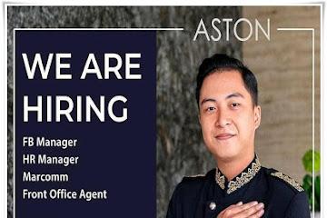 Lowongan Kerja Bandung Karyawan Aston Hotel