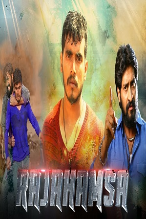 Rajahamsa (2018) 850MB Full Hindi Dubbed Movie Download 720p HDRip thumbnail