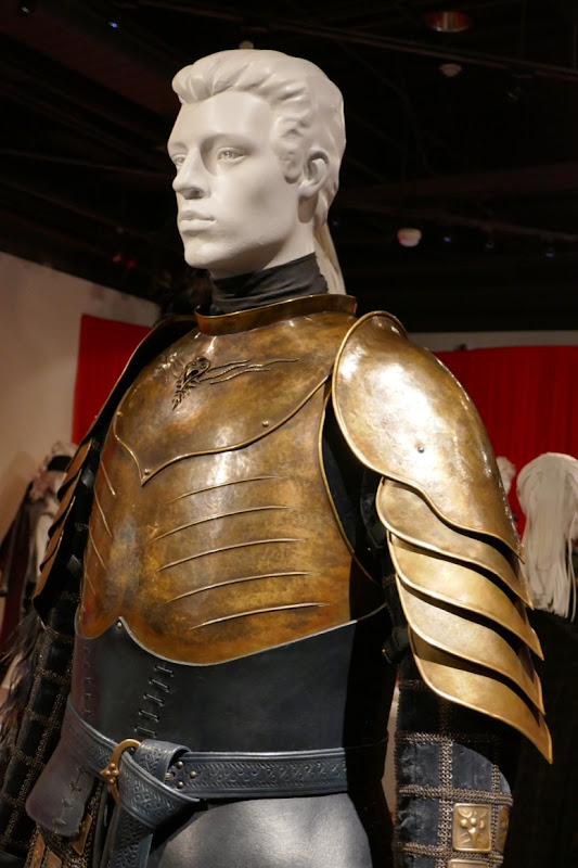 Game of Thrones Brienne Tarth armour