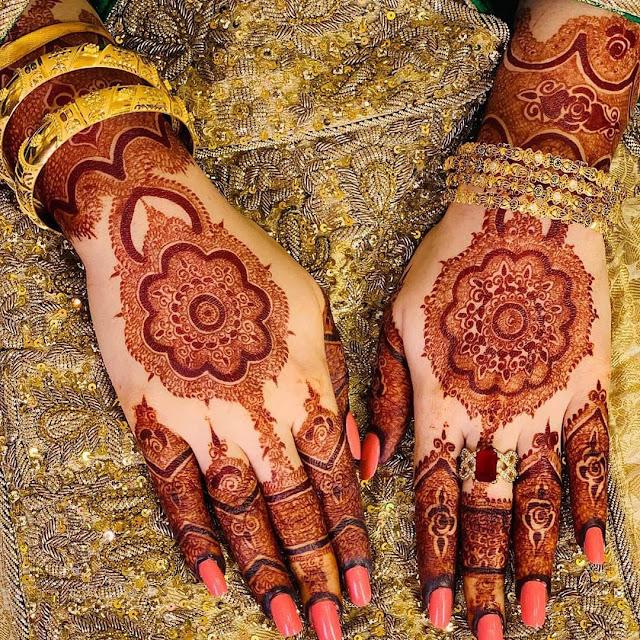 arabic bridal mehndi designs for full hands 2019