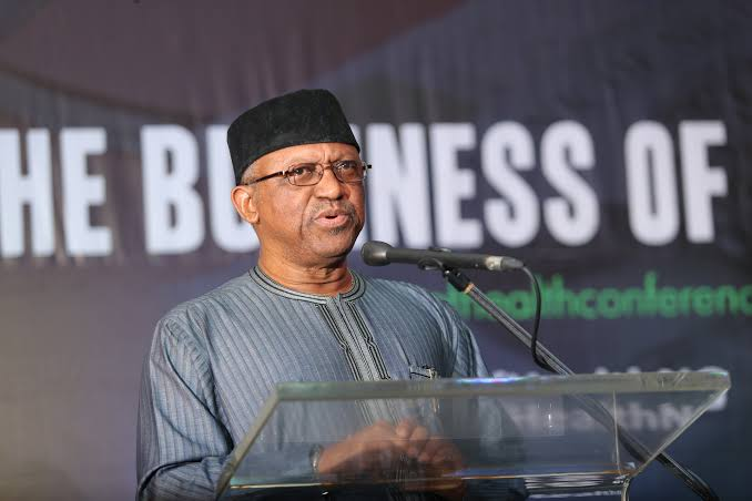 Nigeria Now Experiencing Third Wave Of COVID-19 - Minister Of Health, Osagie Ehanire
