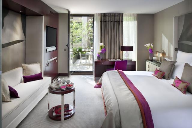 Hotel Mandarin Oriental em Paris