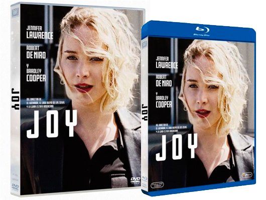 A la venta en DVD y Blu-ray 'Joy' con Jennifer Lawrence, Robert De Niro y Bradley Cooper