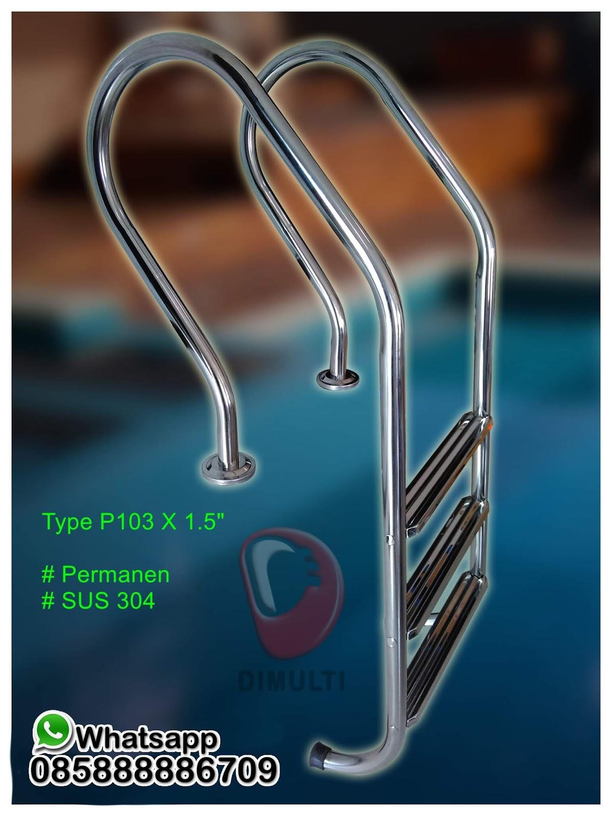 Tangga Kolam Renang Type P103 X 1.5