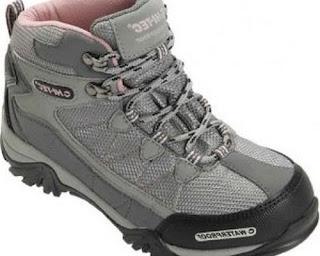 model sepatu gunung untuk wanita