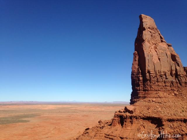 Monument Valley Scenic Drive, Artists Point Monument Valley