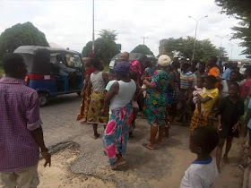 4-year-old boy knocked down by car on his way to RCCG Children's Day party in Bayelsa State