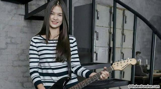 Christin Larsen Namhom BNK48 Graduate