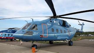 Helikopter Mi-38T
