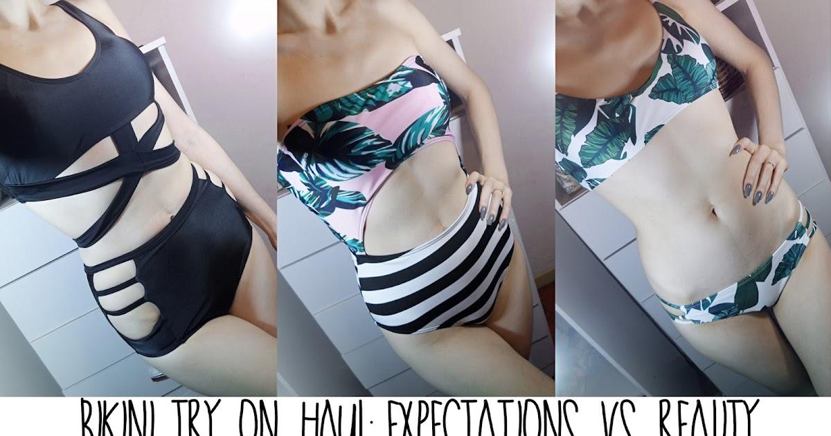 7164d8bcfd9 Summer Swimwear Trends + Zaful Try On Bikini Haul