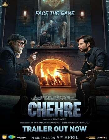 Chehre (2021) HDRip Hindi Movie Download - KatmovieHD