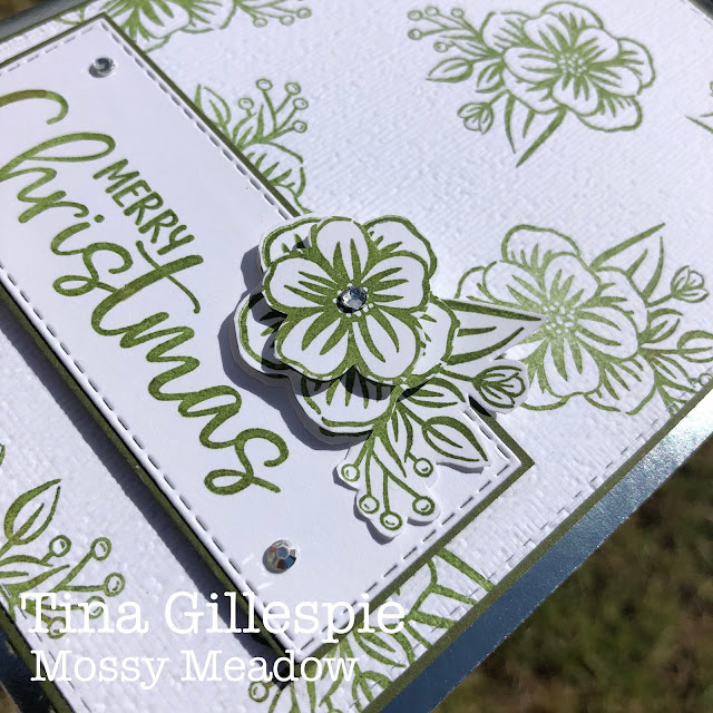 scissorspapercard, Stampin' Up!, Colour Creations, Joy To The World Paper Pumpkin, Subtle 3DEF, Stitched Rectangles Dies