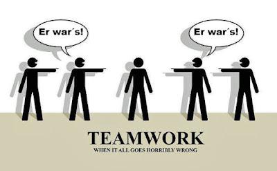 Teamwork lustige Bilder