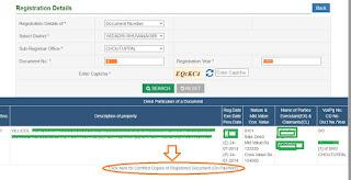 Certified copy sale deed download process1