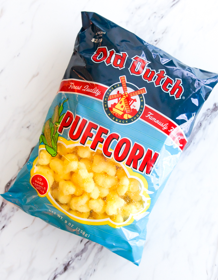 puffcorn for beaver nuggets