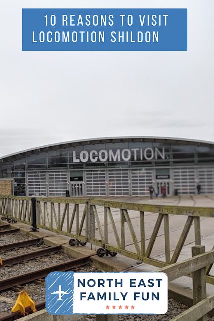10 Reasons to Visit Locomotion Shildon