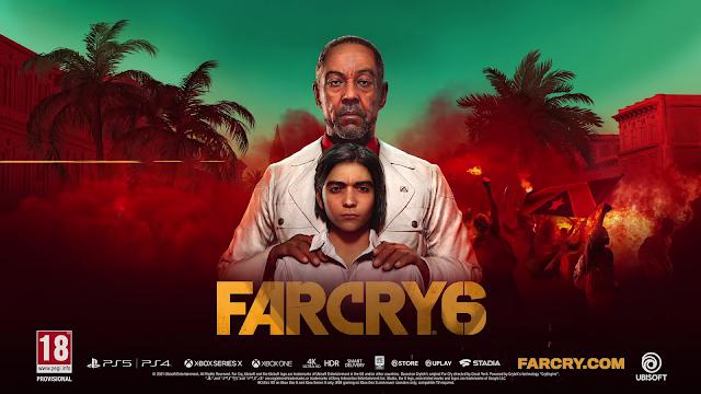 Ubisoft Forward ได้มีการประกาศเปิดตัว Game Far Cry 6