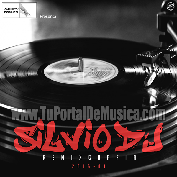 Silvio Dj Remixgrafia Vol. 1 (2016)