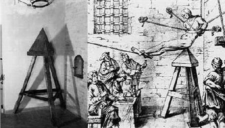 Judas Chair