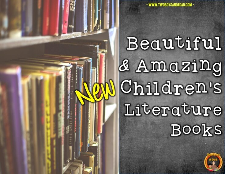 New children's literature books