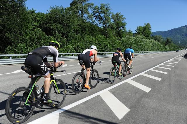 Драфтинг велоспорт