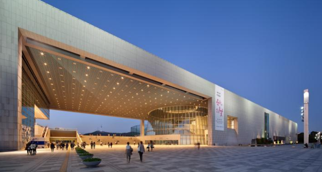How to visit the Seoul National Museum