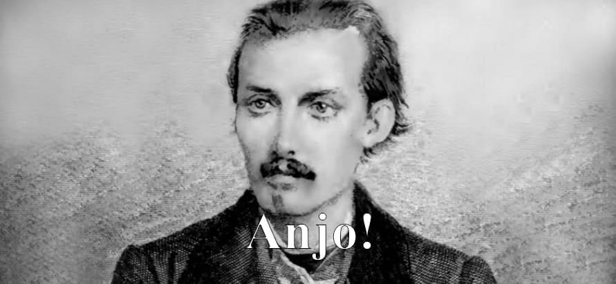 Anjo! - Casimiro de Abreu