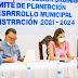 Instalan en Isla Mujeres el Comité de Planeación para el Desarrollo Municipal 2021-2024