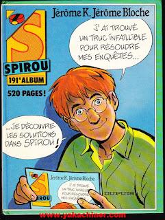 Recueil Spirou 191